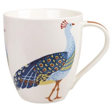 Mwg Crush Mug - Paun | Peacock